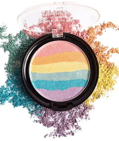 Wet n Wild Colour Icon Rainbow Highlighter