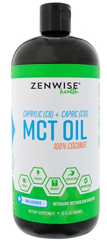 Zenwise Health Natural MCT Oil