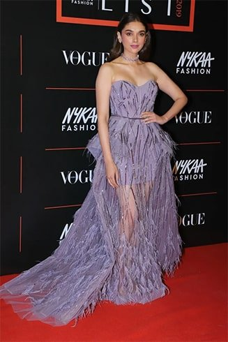 Aditi Rao Hydari at Vogue Nykaa Fashion Awards