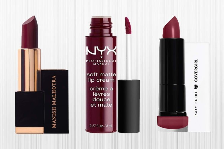 Best Maroon Lipsticks