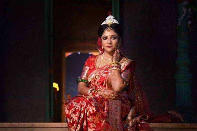 bridal bengali sarees