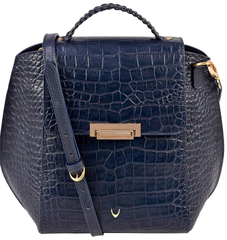 Croc effect and Leather Bags