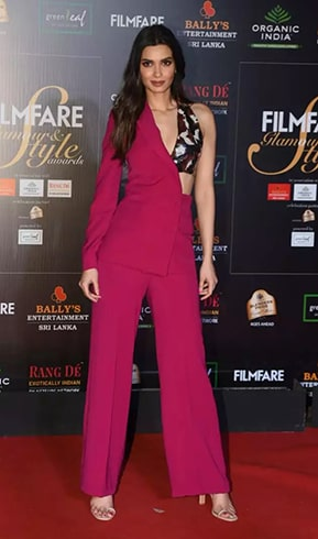 Diana Penty at Filmfare Glamour and Style Awards 2019