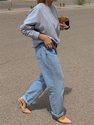 Different Ways To Rock Grandpa Jeans