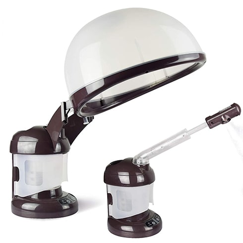Kingsteam 2 in 1 Ozone Hair Steamer