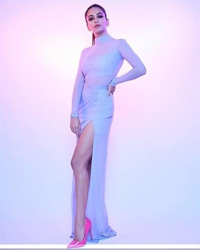 Kriti Kharbanda at Vogue Nykaa Fashion Awards
