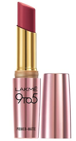 Lakme 9 to 5 Maroon Mix Lipstick