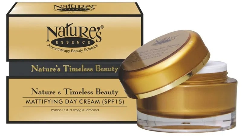 Natures Essence Natures Timeless Beauty Mattifying Day Cream
