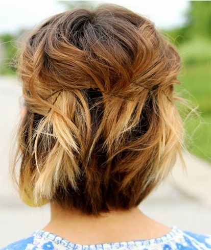 Pinned-back Waves