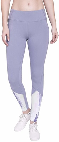 SATVA Womens Purple Tights