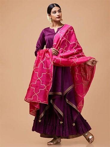 Sharara Dress for Wedding