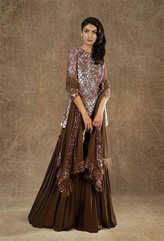 Sharara Suit by Manish Malhotra