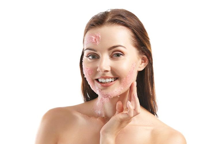 cream skin bannar