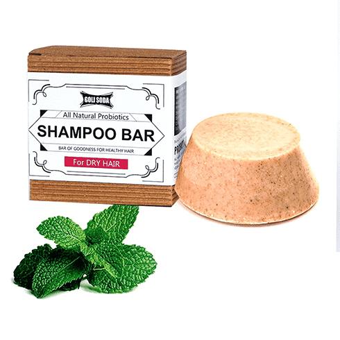 barre de shampo golisoda