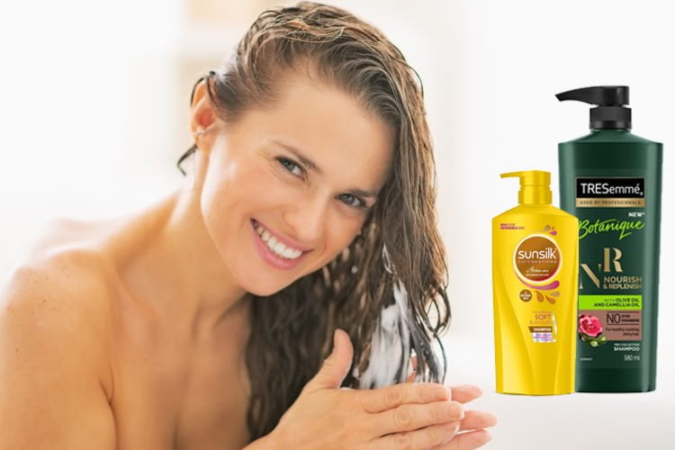 shampoos for dry hair